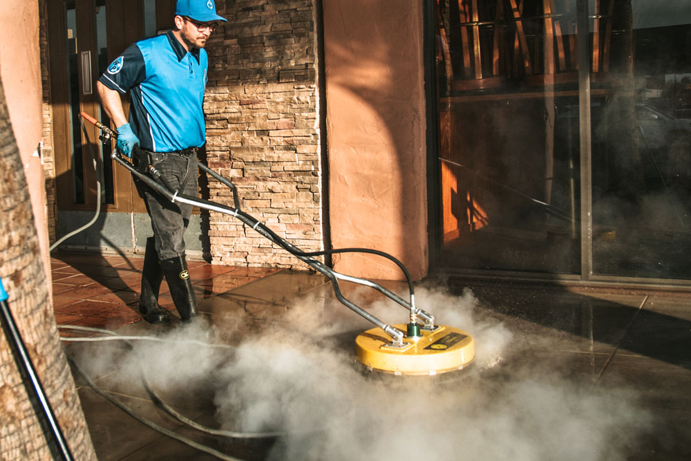 concrete-cleaning-West Valley City-2