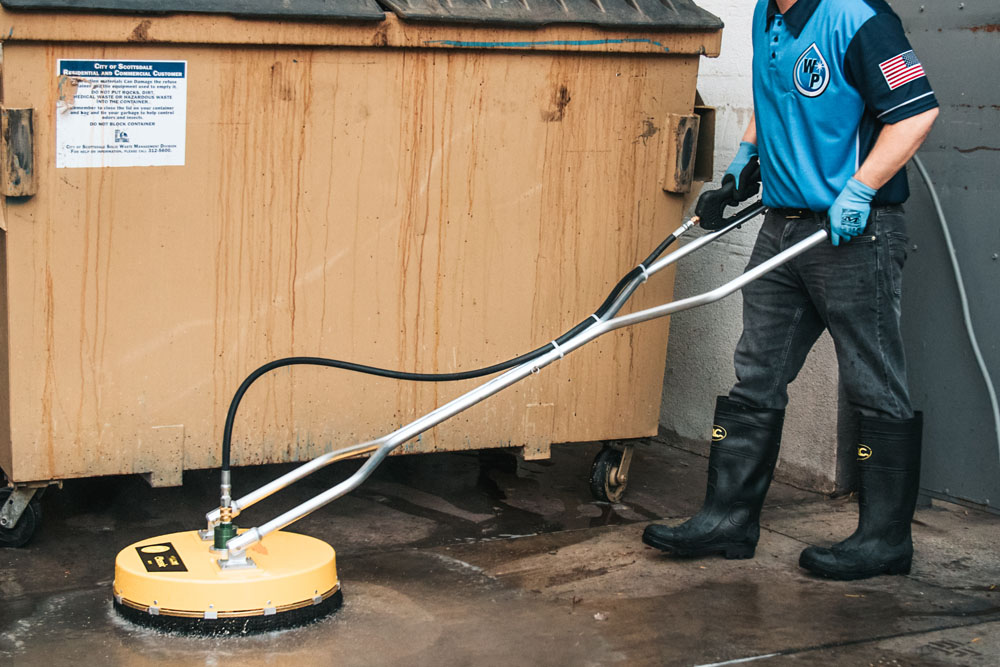 dumpster-pad-cleaning-West Valley City2)