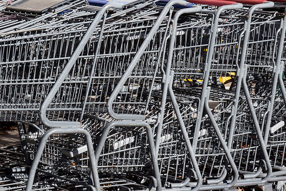 shopping-cart-cleaning-West Valley City